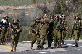 إصابة 4 جنود إسرائيليين بانفجار قذيفة هاون