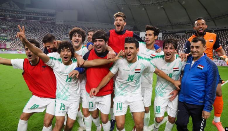 """العراق يهزم قطر في افتتاح """"خليجي 24"""".. شاهد الأهداف"""