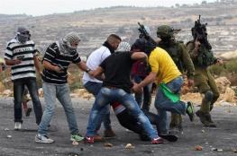 مستعربون يعتقلون احد مطاردي مخيم جنين بكمين