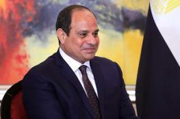 الرئيس المصري يصل إلى إثيوبيا