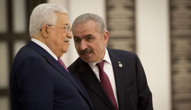 اشتيه : الحكومة والرئيس سيبقيان  اوفياء لاهالي غزة