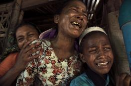 الامم المتحدة : نحو الف قتيل في صفوف مسلمي الروهينغيا