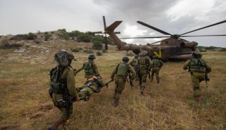 جيش الاحتلال نفّذ 51 مناورة بـ6 أشهر