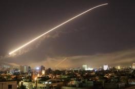 الدفاعات الجوية السورية تتصدى لغارات إسرائيلية على دمشق
