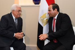مصر: القضية الفلسطينية تحتل مرتبة متقدمة في السياسة المصرية