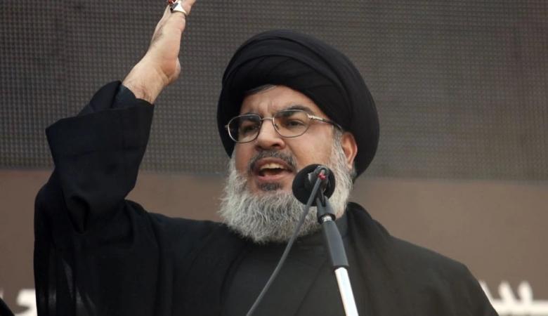 """نصر الله : ننفي وجود اي أسلحة لـ """"حزب الله"""" في مرفأ بيروت"""