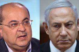 الطيبي : نتنياهو يتهم الفلسطينيين بتزوير الانتخابات