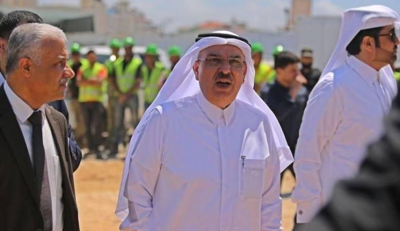 العمادي يصل الى غزة نهاية الاسبوع الجاري