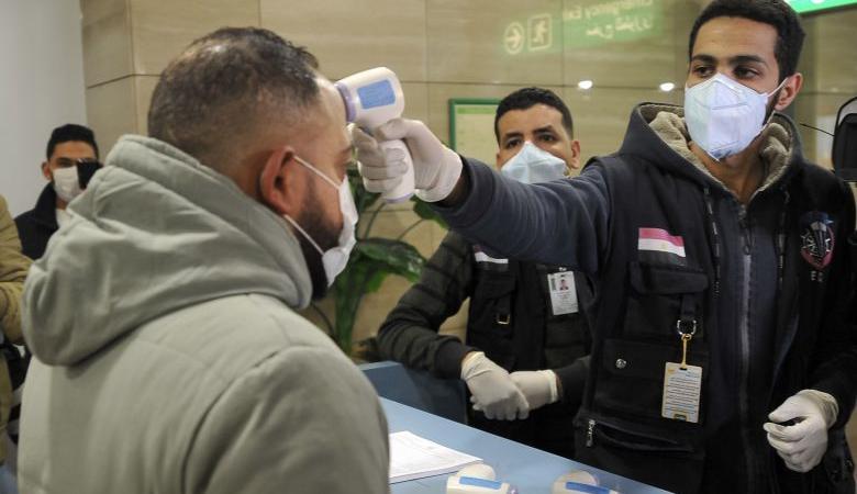 442 اصابة بفيروس كورونا في مصر