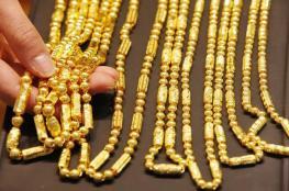اسعار الذهب تواصل ارتفاعاتها