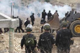 الاحتلال يخطر بهدم 3 منازل في رام الله والبيرة