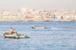 الاحتلال يغلق بحر غزة أمام الصيادين