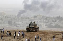 داعش يباغت الاكراد ويقتل منهم العشرات ويطردهم من دير الزور