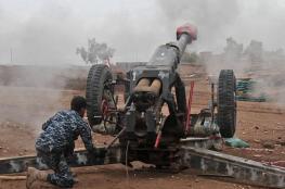 الموصل.. قصف على الجانب الغربي تمهيدا للتوغل البري