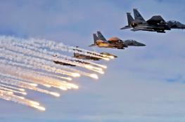 التحالف العربي يشن عشرات الهجمات على مواقع الحوثي وصالح