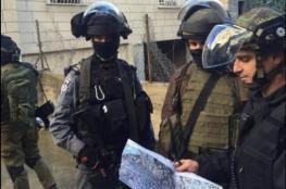 قوات الاحتلال تسلم اخطارات هدمٍ جديدة في القدس
