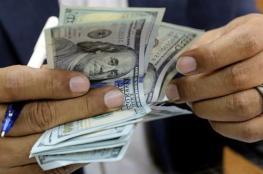 ارتفاع طفيف على سعر صرف الدولار مقابل الشيكل الجمعة