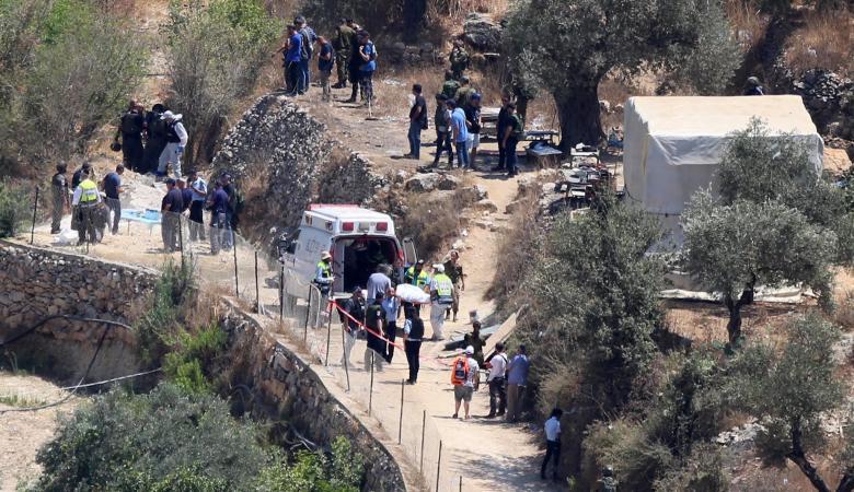وزير اسرائيلي يدعو الى تفكيك السلطة ردا على عملية رام الله
