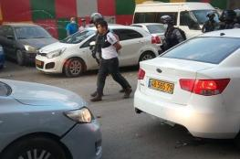 الاحتلال يعتقل 3 شبان خلال اقتحامه مخيم شعفاط بالقدس