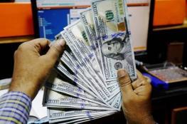 الدولار يتراجع مجددا مقابل الشيكل