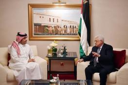 اتصال هاتفي بين الرئيس ووزير خارجية قطر