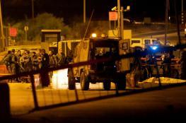 الاحتلال يعلن عابود غرب رام الله منطقة عسكرية مغلقة