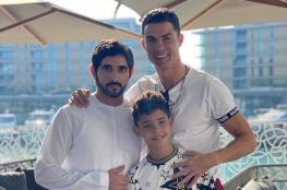 رونالدو: 30% من حياتي لكرة القدم
