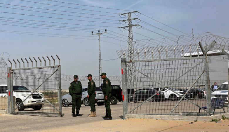 وفد المخابرات المصري يصل تل أبيب بشكل مفاجئ
