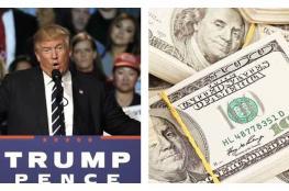 ترامب يدمر سعر الدولار