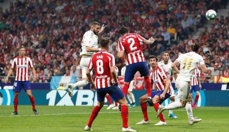 بعد مباراة الدربي ..ريال مدريد يتصدر الليغا الاسبانية