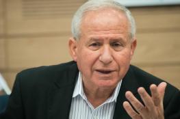 """ديختر : الارهاب الفلسطيني بات يهدد اسرائيل بشكل أكبر بعد اتفاق """"اوسلو """""""