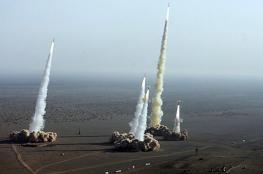 ايران : لدينا مئات الانفاق المجهزة بالصواريخ  جاهزة للاطلاق