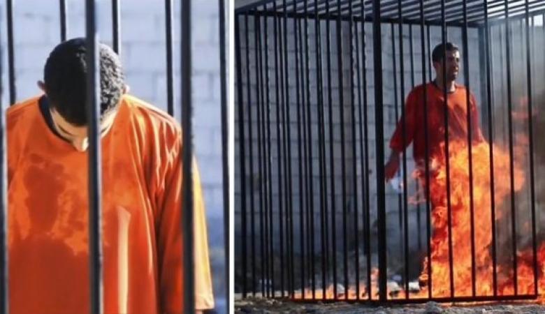 هذا هو من أشعل النار بالطيار الأردني وهو حي.. تفاصيل جديدة عن القاتل السوري الذي عيّنه البغدادي أميراً