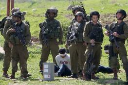 اعتقال أكثر من 1319 مواطناً فلسطينيا خلال شهرين