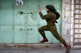 اسرائيل تدرس طرد احد عناصر قواتها الخاصة بعد فراره من امام طفلة فلسطينية