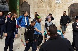 19 الف مستوطن اقتحموا المسجد الأقصى منذ بداية العام