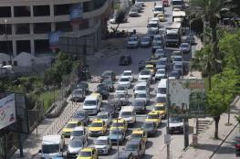 الشرطة : ضبط 67 مركبة وإغلاق 52 محلا تجارياً في نابلس