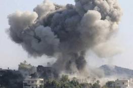 """قتلى مدنيون بـ""""قصف فسفوري"""" في سوريا"""