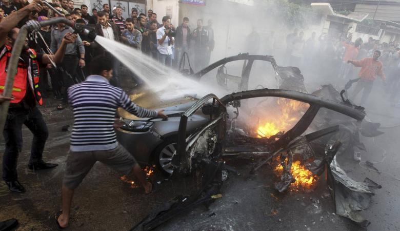 """""""اسرائيل """"تتوعد : لن نوقف سياسات الاغتيالات"""