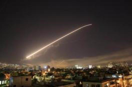 مقتل 7 جنود سوريين وايرانيين بقصف اسرائيلي على دير الزور