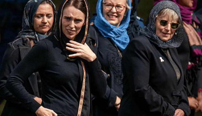 شعبية رئيسة وزراء نيوزيلندا تحلق لأعلى مستوى