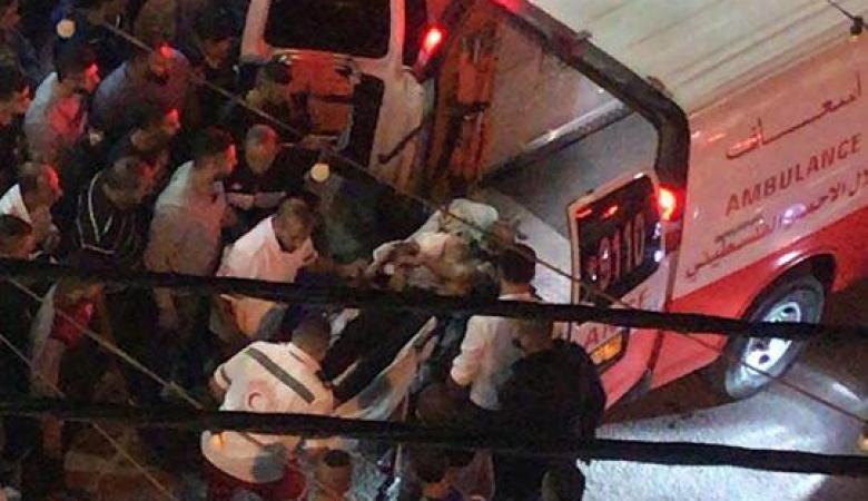 اصابات احداها بالغة في شجارات شمال القدس