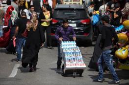 ارتفاع  اسعار المواد الغذائية في الضفة الغربية