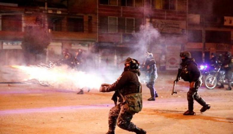 تصاعدالاحتجاجات في تشيلي وارتفاع عدد قتلى الاحتجاجات في بوليفيا إلى 7