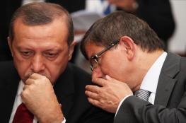 """أردوغان يطيح برئيس وزرائه """"اوغلو """" من رئاسة حزب العدالة والتنمية"""