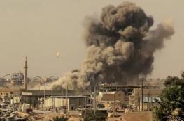 غارات مجهولة تقضي على موالين لايران في سوريا
