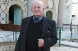 """وفاة المفكر الفلسطيني """" غازي السعدي """""""