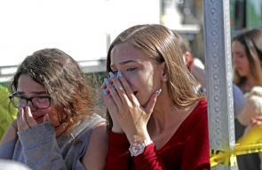 مقتل 17 امريكيا في هجوم على مدرسة بولاية فلوريدا