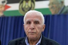 الأحمد يطالب بتوفير الحماية الدولية للشعب الفلسطيني