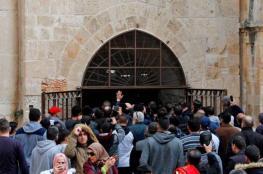 اوقاف القدس : لا نعترف بمحاكم الاحتلال ولا حديث معهم بشأن باب الرحمة